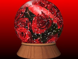RosesSnowGlobe